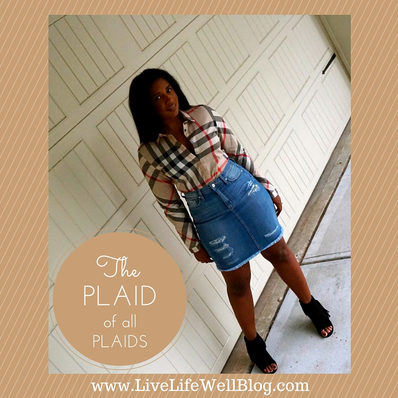 The Plaid Of All Plaids Livelifewell